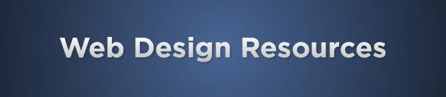 webdesign resources